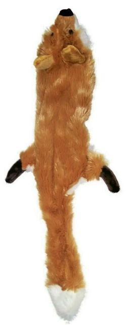 Ethical Pet Spot Skinneeez Fox Renard #5367 Plush, Stuffing-