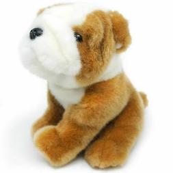 Everett the English Bull Dog | 6 Inch Stuffed Animal Plush |