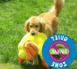Extra Large NO SQUEAK Stuffed Dog Toys / PLUSH Toys Without