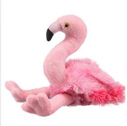 "New Arrival 8"" Flamingo Bird Plush Stuffed Animal By All Sev"