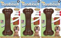 Pet Qwerks Flavorit Peanut Butter Flavor Infused Nylon BarkB