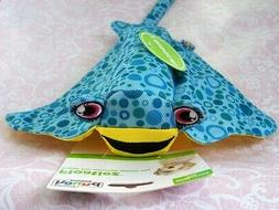 Outward Hound Floatiez Stingray Giggling Water Toys For Dogs