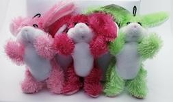 Floppy Lop Bunny plush squeaker dog toys toy puppy gift pupp
