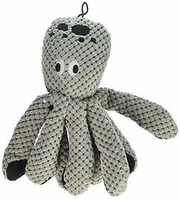 fabdog Floppy Octopus Squeaky Dog Toy