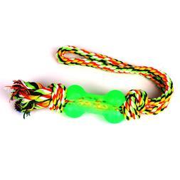 <font><b>3</b></font> pcs Pet molar cotton rope <font><b>toy