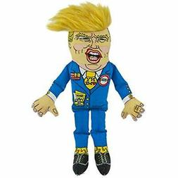 Fuzzu Presidential Parody Dog Or Cat Toy Donald Trump Non-To