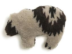 West Paw Design Gallatin Grizzly Squeak Toy for Dogs