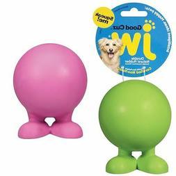 JW Pet Good Cuz Dog Toy-Colors Vary- FreeShipping