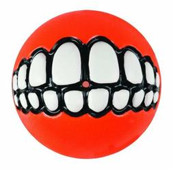 Rogz Fun Dog Treat Ball in various sizes and colors, Medium,