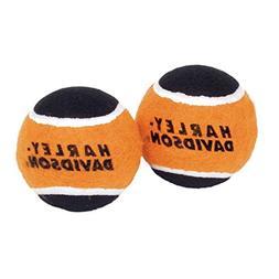 Harley-Davidson® Plush Tennis Balls Dog Toy