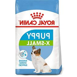 Royal Canin X-Small Puppy Dry Dog Food, 3 Lb.