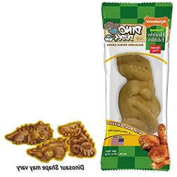 Nylabone Healthy Edibles Natural Chicken Dog Treats, Regular