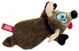 Hear Doggy Flat Ultrasonic Dog Toy, No. 58511,  by Quaker Pe