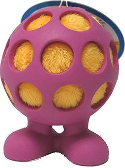 JW Pet Company Hol-Ee Cuz Small Dog Toy, Colors Vary