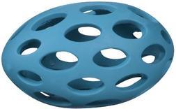 JW Pet Company Hol-ee Football Size 6 Rubber Dog Toy, Medium