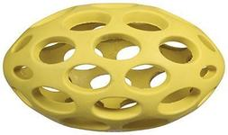 JW Pet Company Hol-ee Football Size 5 Rubber Dog Toy, Small,