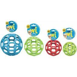 JW Pet Hol-ee Roller Dog Colors Vary