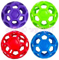 JW Pet Holee Roller Ball Dog Puppy Toy Hol-ee Small to XL -