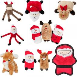 ZippyPaws Holiday Christmas Dog Toys