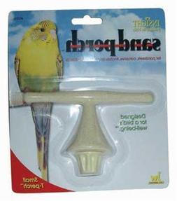JW Pet Company Insight Sand Perch T Perch Bird Accessory, Sm