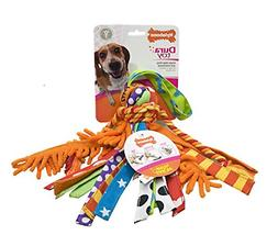 Nylabone Interactive Medium Happy Moppy Dog Chew Toy