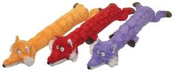 Multipet International 72608S L Fox Dog Toy ASSTD - Quantity