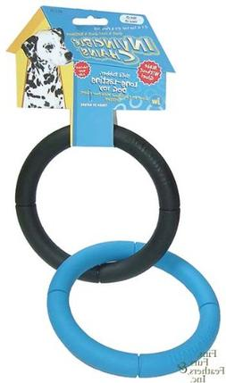Jw Pet Products Invincible Chains Large Double Ring 6' Diame