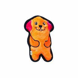 Invincibles Minis Stuffingless Durable Tough Plush Dog Squea