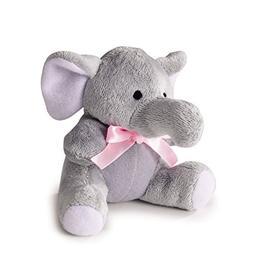 "Zanies Itty Bitty Dog Toys, Teeny Elephant, 3.5"""