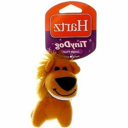 Jungle Plush Tiny Dog Toy