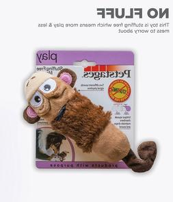 Petstages Just For Fun No Stuffing Plush LiL Squeak Monkey D