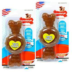 Nylabone just for puppies Chicken Flavored puppy dog ring bo
