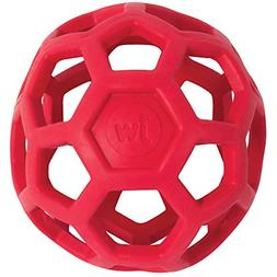 Pet JW Holee Roller BALL Toy Dog Pet Chew Treat Fetch Small