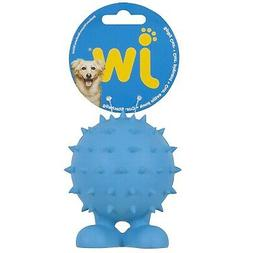 JW Spiky Cuz Assistant Toy, Medium, Multicolor - Colors May