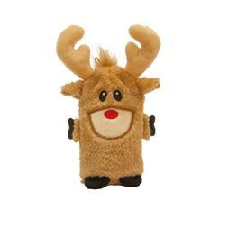 Outward Hound Kyjen 32105 Invincible Reindeer Mini Christmas