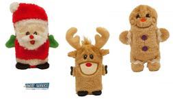 Dog Toy Christmas Mini Invincible Outward Hound Kyjen Pet Pl