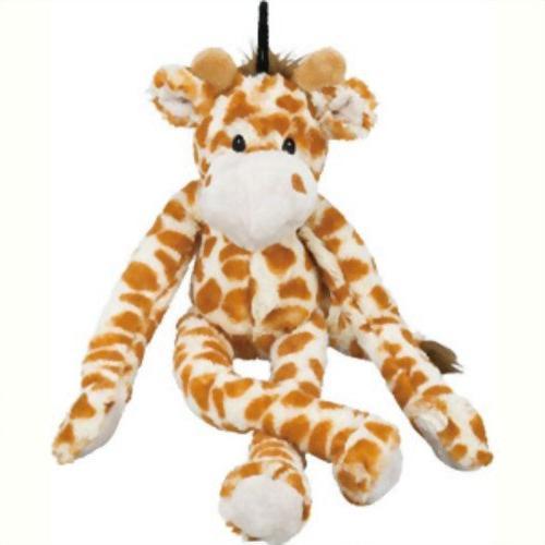 22372 swingin safari giraffe plush