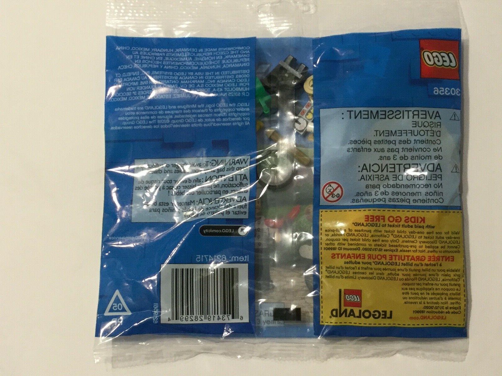 LEGO 30356 Dog Street Vendor