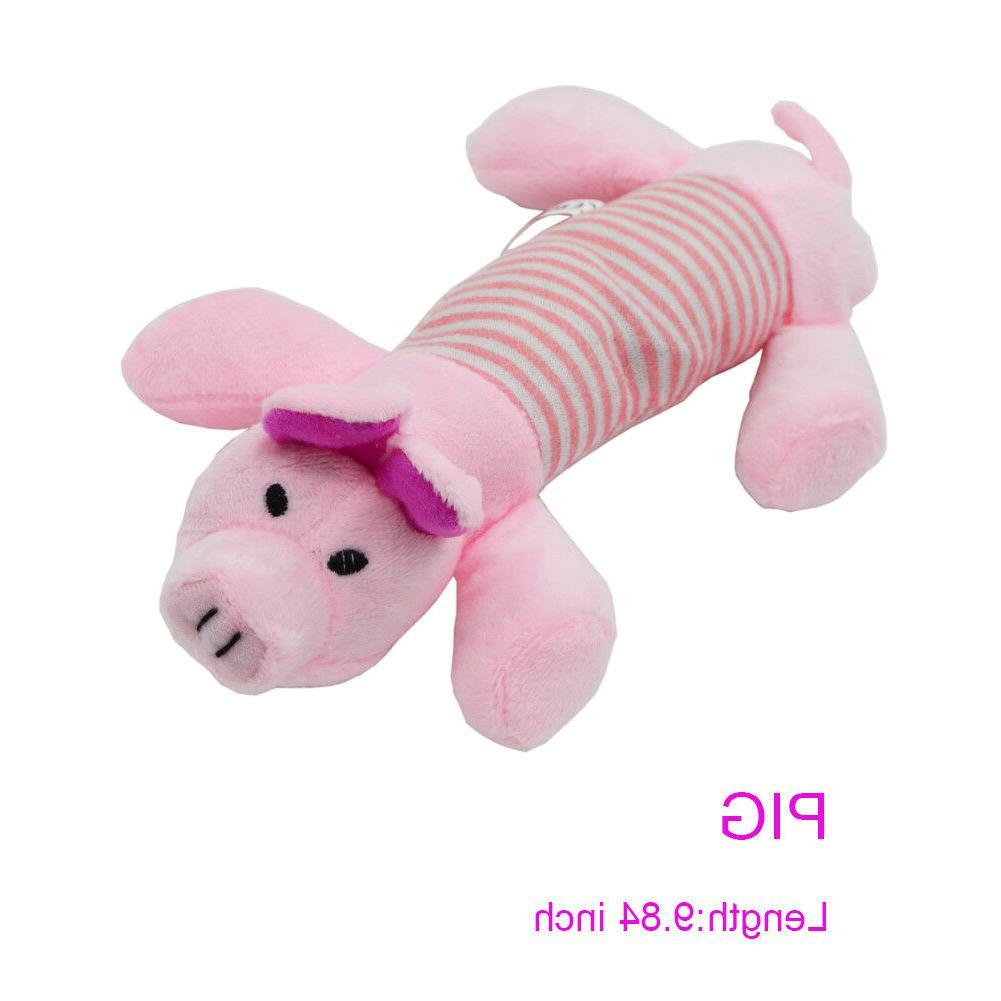 3PCS Squeaker Dog Toys