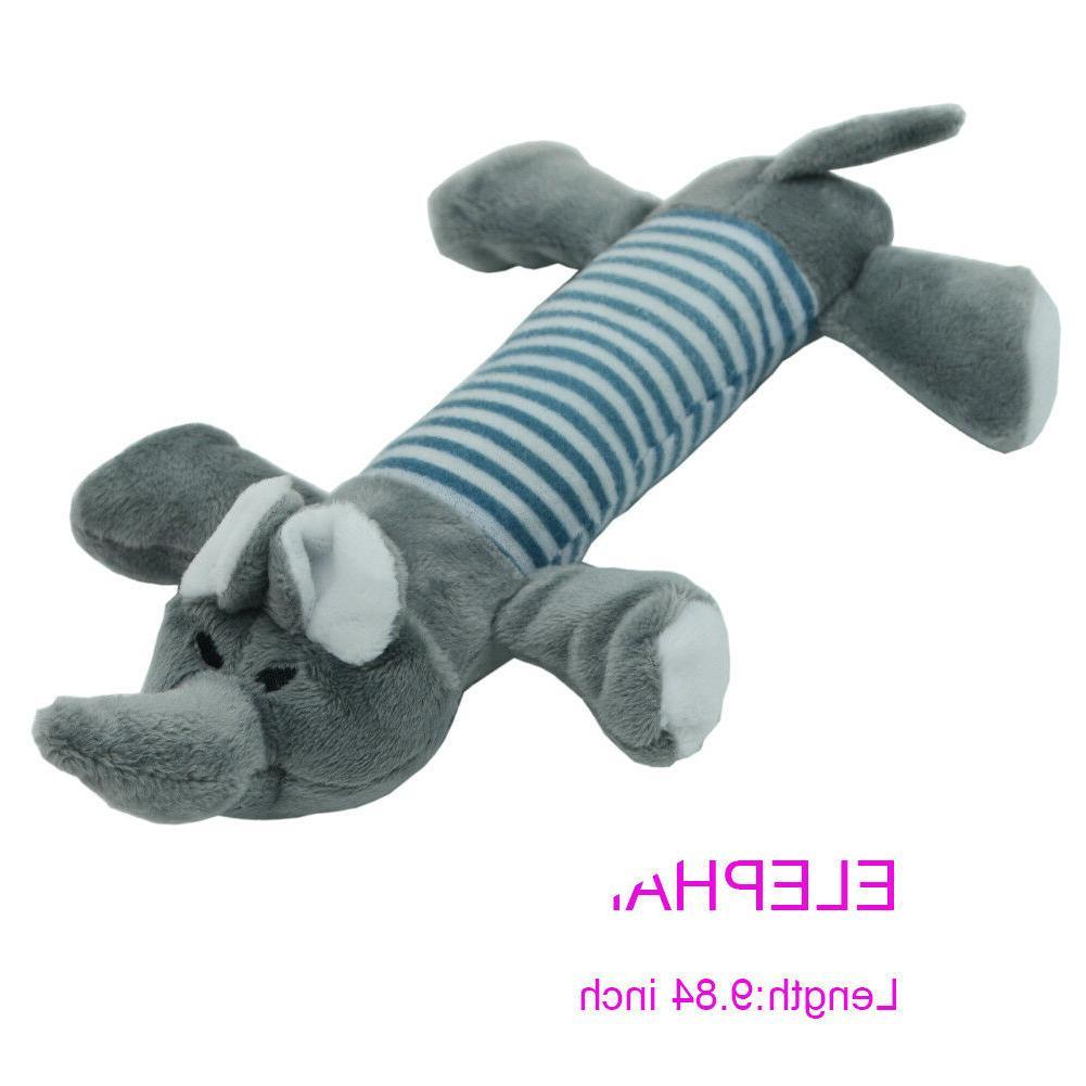 3PCS Pet Puppy Squeaker Pig Dog