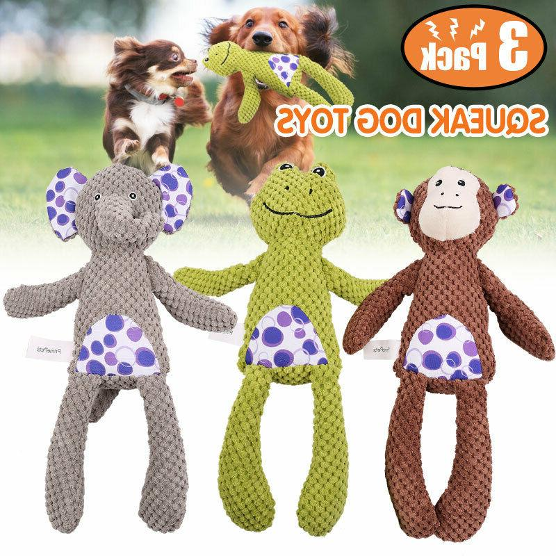 4 Toys Durable Toy for Puppy Pets
