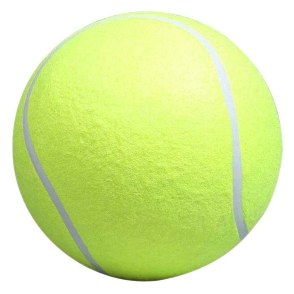 9.5' Big Giant Pet Dog Puppy Tennis Ball Thrower Chucker Lau