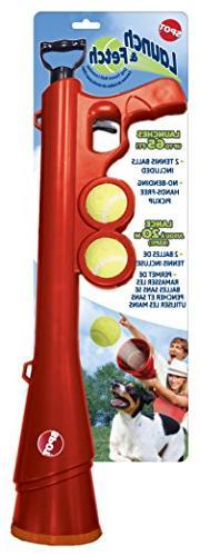 Ethical Pets 54299 Spot Launch & Fetch Tennis Ball Launcher