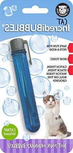 Pet Qwerks Kitty Incredibubbles