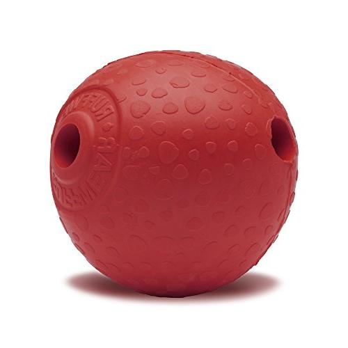 RUFFWEAR - Huckama Durable Dog Toy, Sockeye Red