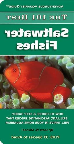The 101 Best Saltwater Fishes: How to Choose & Keep Hardy, B