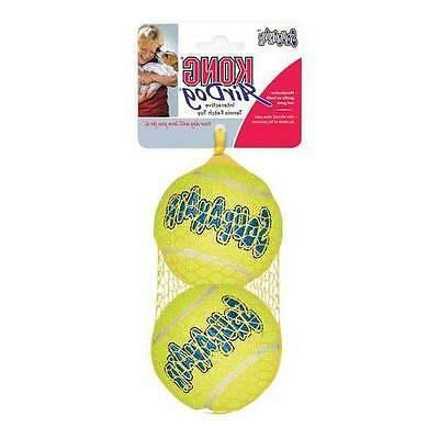 AIR DOG Squeaker Tennis Balls Toy Heavy Duty
