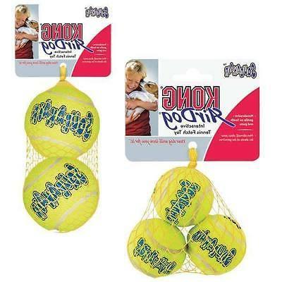 AIR KONG Tennis Balls Bouncy Toy Heavy Quality NEW!