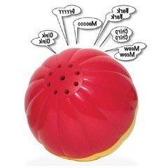 Animal Babble Ball - Talking Dog Toy Makes Animal Sounds - L
