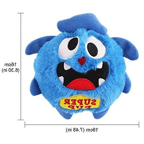 Petbobi Upgrade Interactive Monster Ball Shake Crazy Bouncer Toy Puppy Entertainment Pets